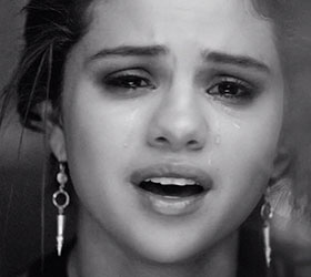 """Theheart wants what it wants"": la nouvelle tuerie de Selena Gomez"