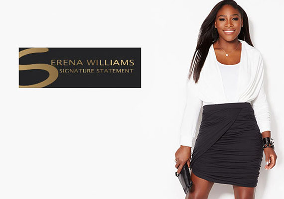 Serena Williams launches her own clothing line