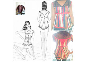 http://reglo.org/posts/giving-life-to-old-fashioned-dresses-6045
