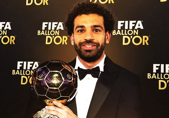 CAF AWARDS 2018: African football player of the year is….