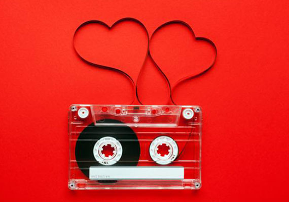 10 popular love songs to spice up Valentine's Day