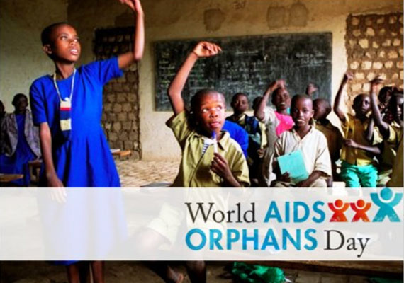 World AIDS Orphans Day:
