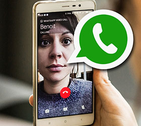 50-way video calls Messenger Rooms now available for some WhatsApp users
