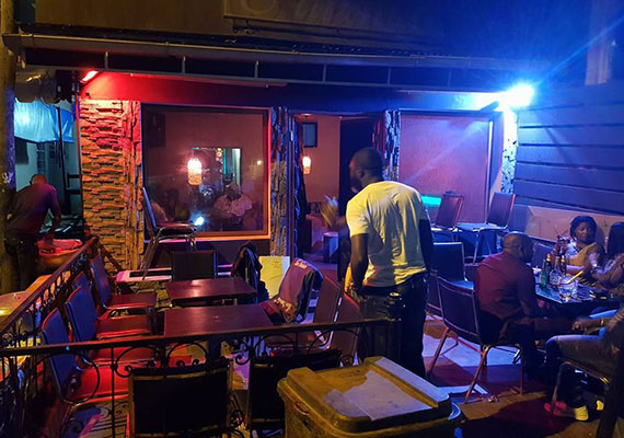 Clubbing in the time of coronavirus: Youths Adjust to the new normal