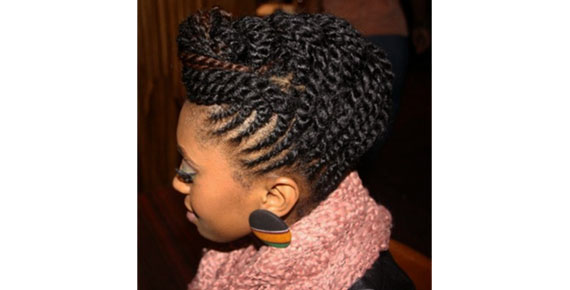 « Bakala » the latest braids for back to school